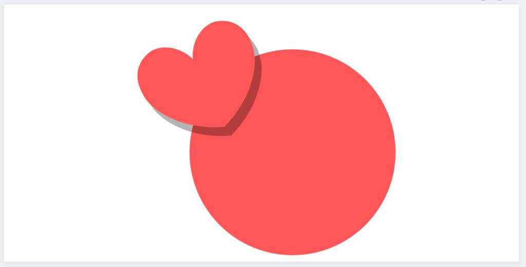 Shadow- heart